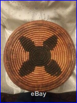 18 Figured Apache Olla. 1880-1900