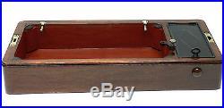 1920s SINGER Sewing Machine Bentwood Case 3/4 3 quarters 99k VS-3 28 128K 3FTERS