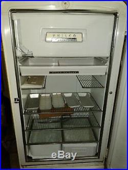 1950s Vintage/Antique Philco Refrigerator negotiable price