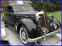 1952 Mercedes-Benz 170 D