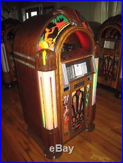 950 Jukebox AMI Rowe Laser Nostalgia Bubbler plays 100 CD's
