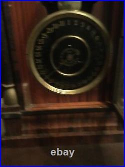 Antique 1890s National Calendar Clock