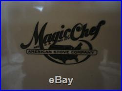Antique 1920's-1930's Magic Chef Gas Stove Range American Stove Company Vintage