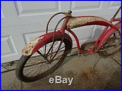 Antique Bicycle Colson Corporation Men similar to Firestone Cruiser Bullnose