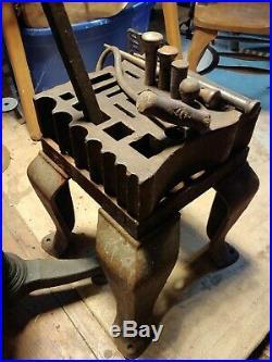 Antique Blacksmith Swage Block