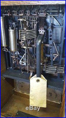 Antique Caille Slot Machine
