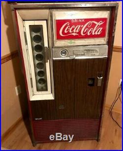 Antique Coca Cola Machine- Vendo