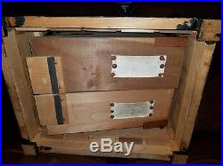 Antique Concert Roller Organ With 12 Cobs, good working condition