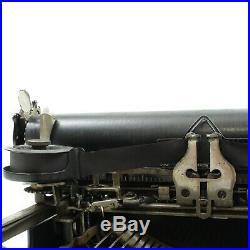 Antique Corona No. 3 Folding Typewriter Portable 3 Bank Vintage Machine 1920