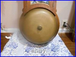 Antique Game Well Telegraph Fire Alarm Gong Bell