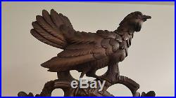 Antique German Black Forest Cuckoo clock