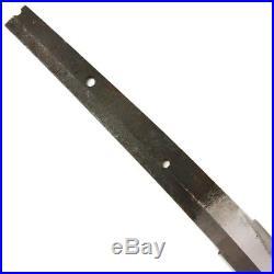 Antique Japanese Samurai Sword Mumei (nakayama Yoshimichi) With Nbthk