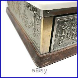Antique National Cash Register Company Cash Model 332 Bronze Excellent Condition