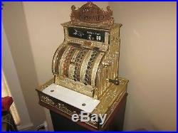 Antique National Cash Register Model 415