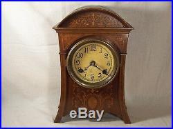 Antique New Haven Parlor Kitchen Cottage Shelf Clock