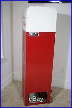 Antique Soda Coca Cola (coke) Machine Model Vendo 44