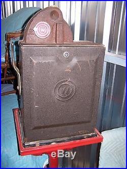 Antique Watling 25c Rol-A-Top Slot Machine