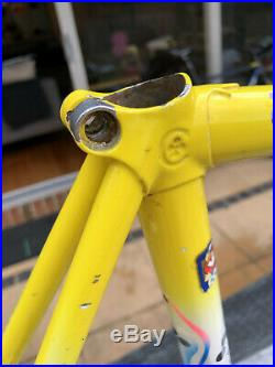 Colnago Master Olympic Ex-Team Bike Vintage/Collectable