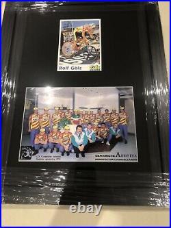 Colnago Master Orig Vintage Ex-Team Collectable 54cms FrameSet + Campag Groupset