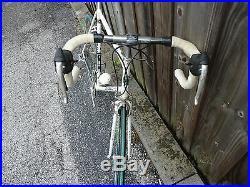 De Rosa 59cm vintage road bike Campagnolo Mavic Very collectible Columbus SLX