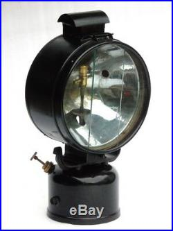 Huge 27 inch Antique Vintage WWI WWII Tilley Hendon Pressure Lantern Floodlight