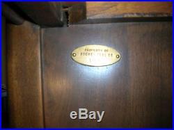Hughes Tool Company 1939 Vintage Antique Desk & Chair, Howard Hughes Doten-Dunton