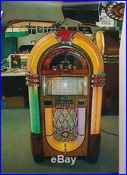 Jukebox Bubbler Antique Apparatus 200 select 45rpm Beautiful 1015 734-434-3018