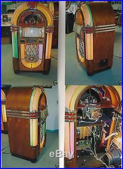 Jukebox Bubbler Antique Apparatus 200 selections 45rpm Beautiful 1015