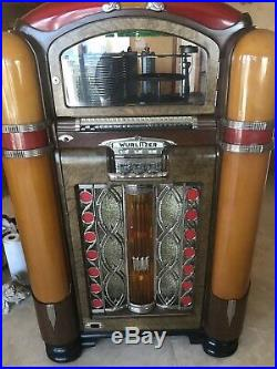 Jukebox, Wurlitzer, 800, Antique