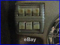 MID CENTURY MODERN ANTIQUE Radio 1940 S AM Radio Phonograph Console ZENITH