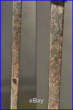 MINTY JUMONJI YARI WWII Japanese Samurai Sword WW2 NIHONTO Shin Gunto SPEAR