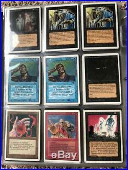 MTG- Vintage Collection x207 Alpha, Beta, Arabian, Antiquities, Legends, Unlim