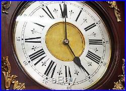 Original Ansonia Clock Company Antique Standing Floor Clock #7564