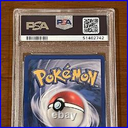 Pokemon Charizard Reverse Foil Holo #3 Legendary Collection PSA 3 Very Good VG
