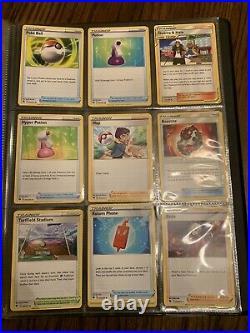 Pokemon PokeBall Binder Collection 10 VINTAGE WOTC HOLOs + More. 90 Cards total