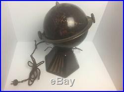 RARE Antique Vintage Art Deco Raymond Loewy Colonial Model 700 Globe Radio