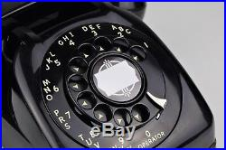 Restored & Working Vintage Antique Telephone Automatic Electric Type 80