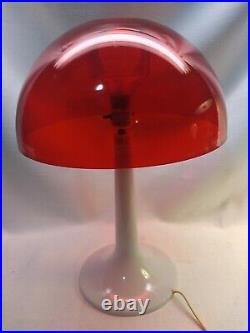 Retro Gilbert Softlite Mushroom MCM Lamp
