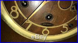 Seth thomas mantle clock antique