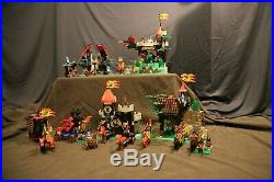 Vintage Lego Castle Collection! All castle sets from the 70s through mid 90s