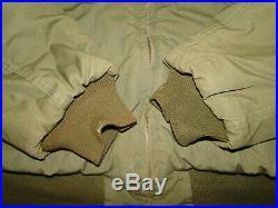 Vintage U. S. Army WWII WW2 Tanker Jacket Trousers Sz 42-44