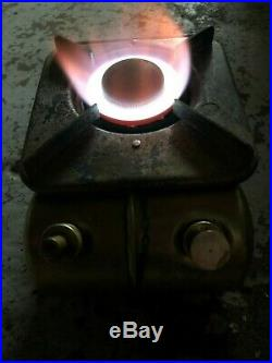 Vintage camp stove Fuhrmeister No. 8