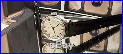 Ww2 Antique Vintage Ebel 6b/159 Super Rare Pilots / Aircrew Cal 101 Watch Lovely